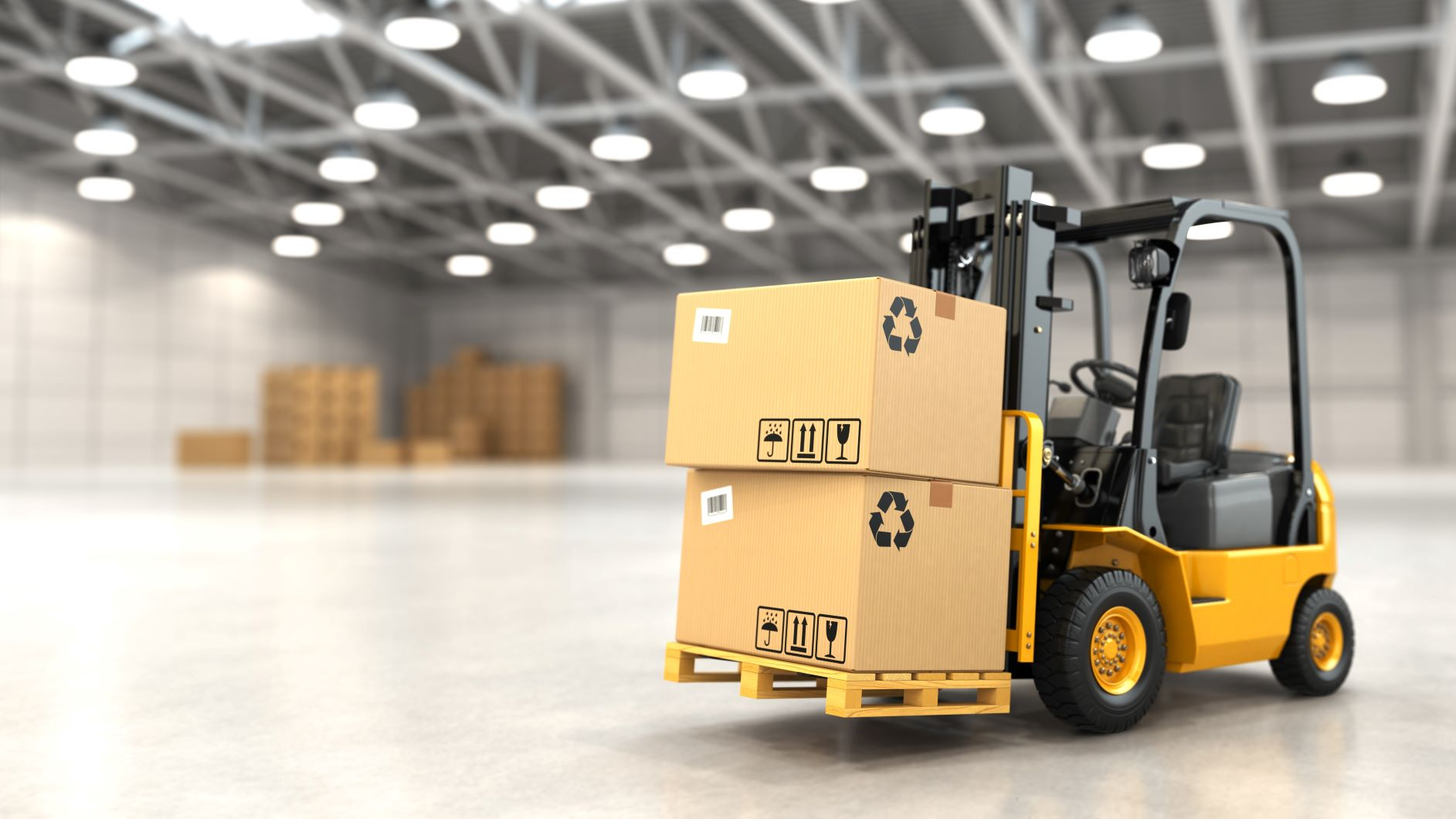 Types of Forklifts: Which Machine is Best for Me?