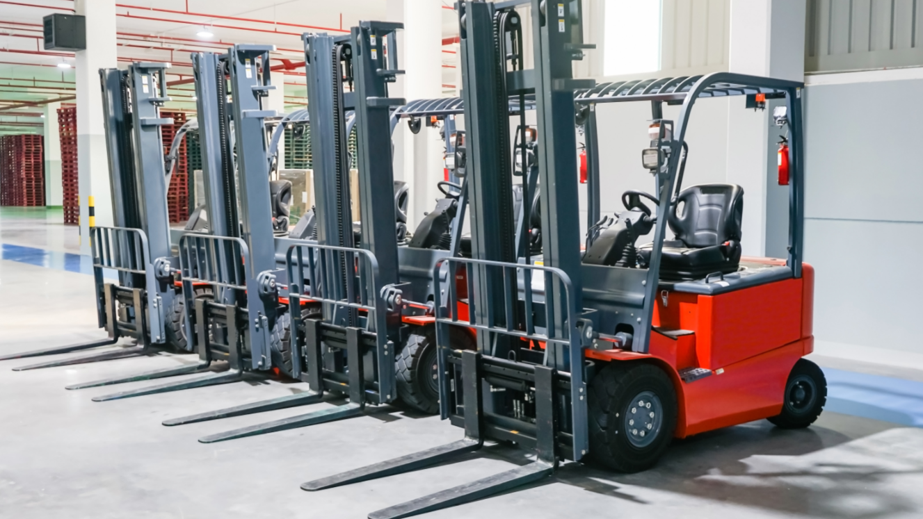 How to Buy a Forklift Without Leaving Your House