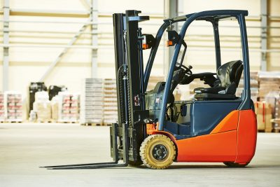 New and used warehouse forklifts for sale