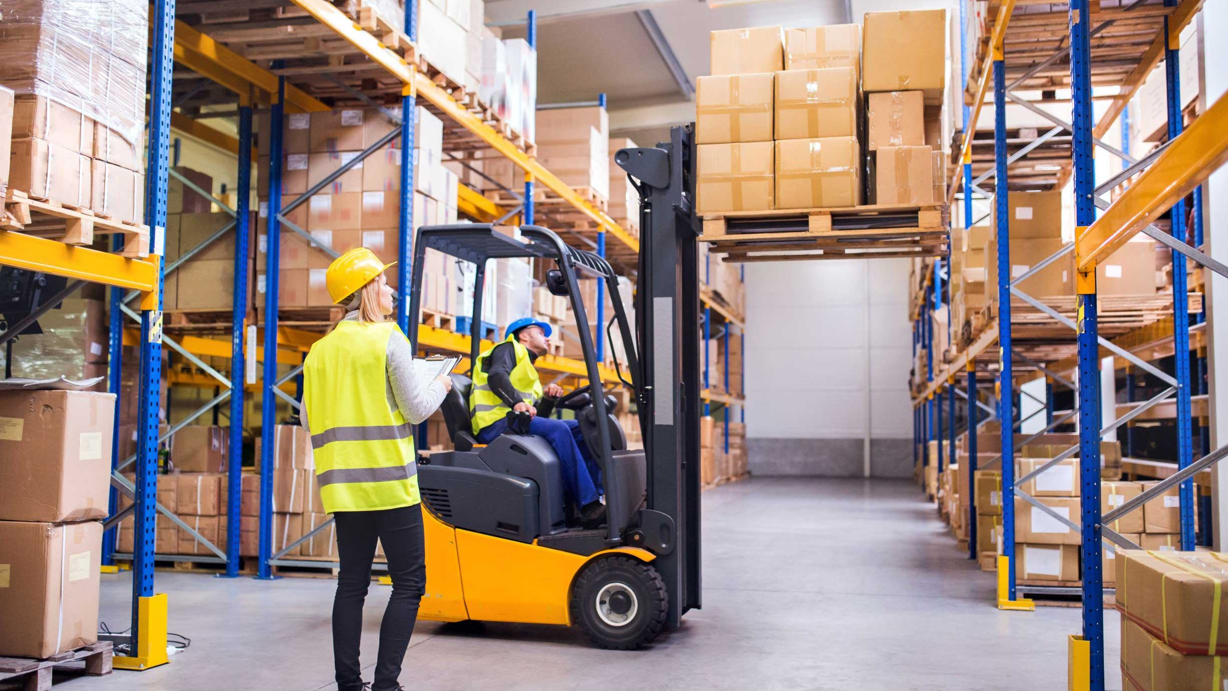 How to Comply with OSHA Forklift Regulations