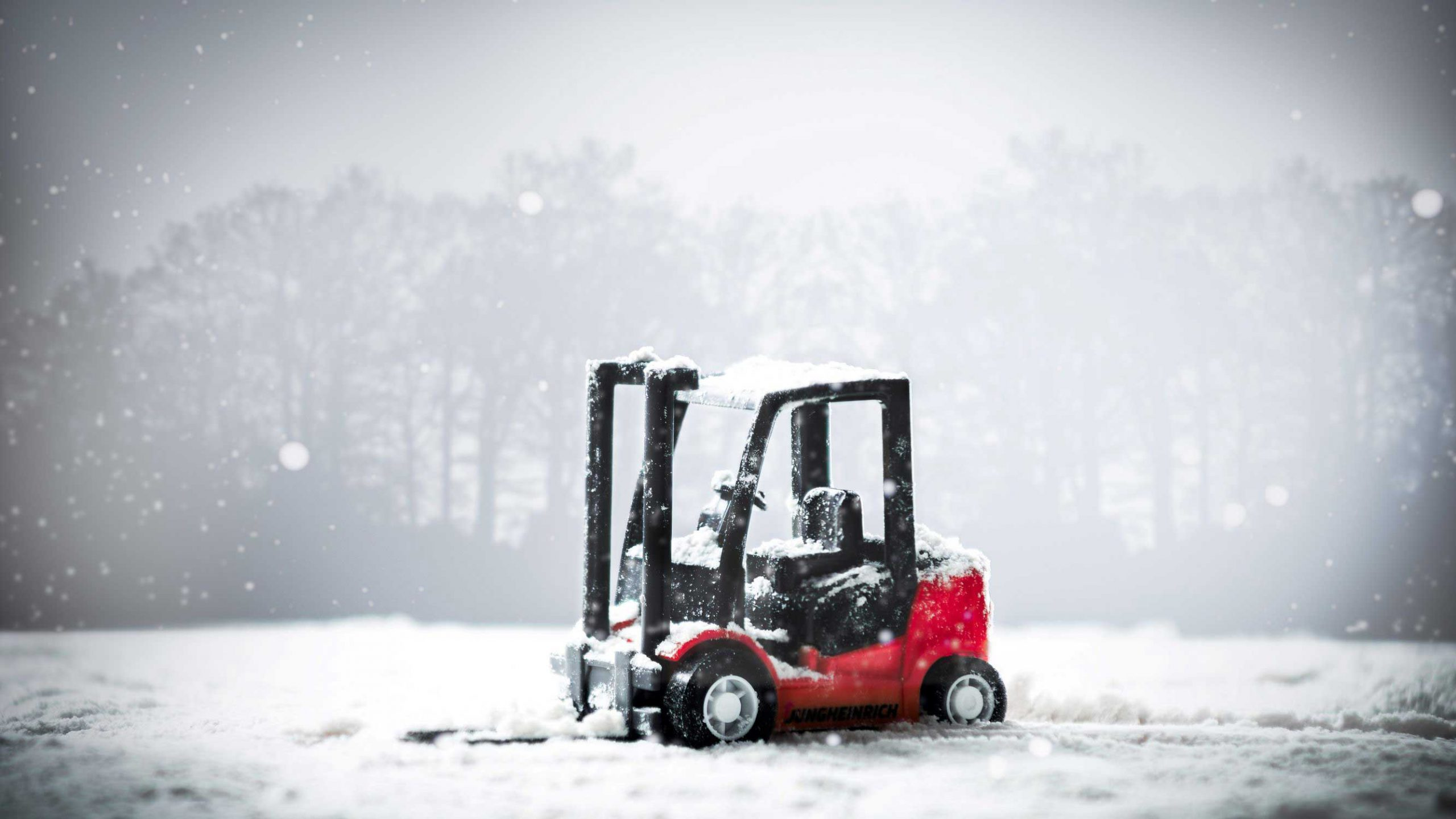 Happy Holidays From Forklift Inventory