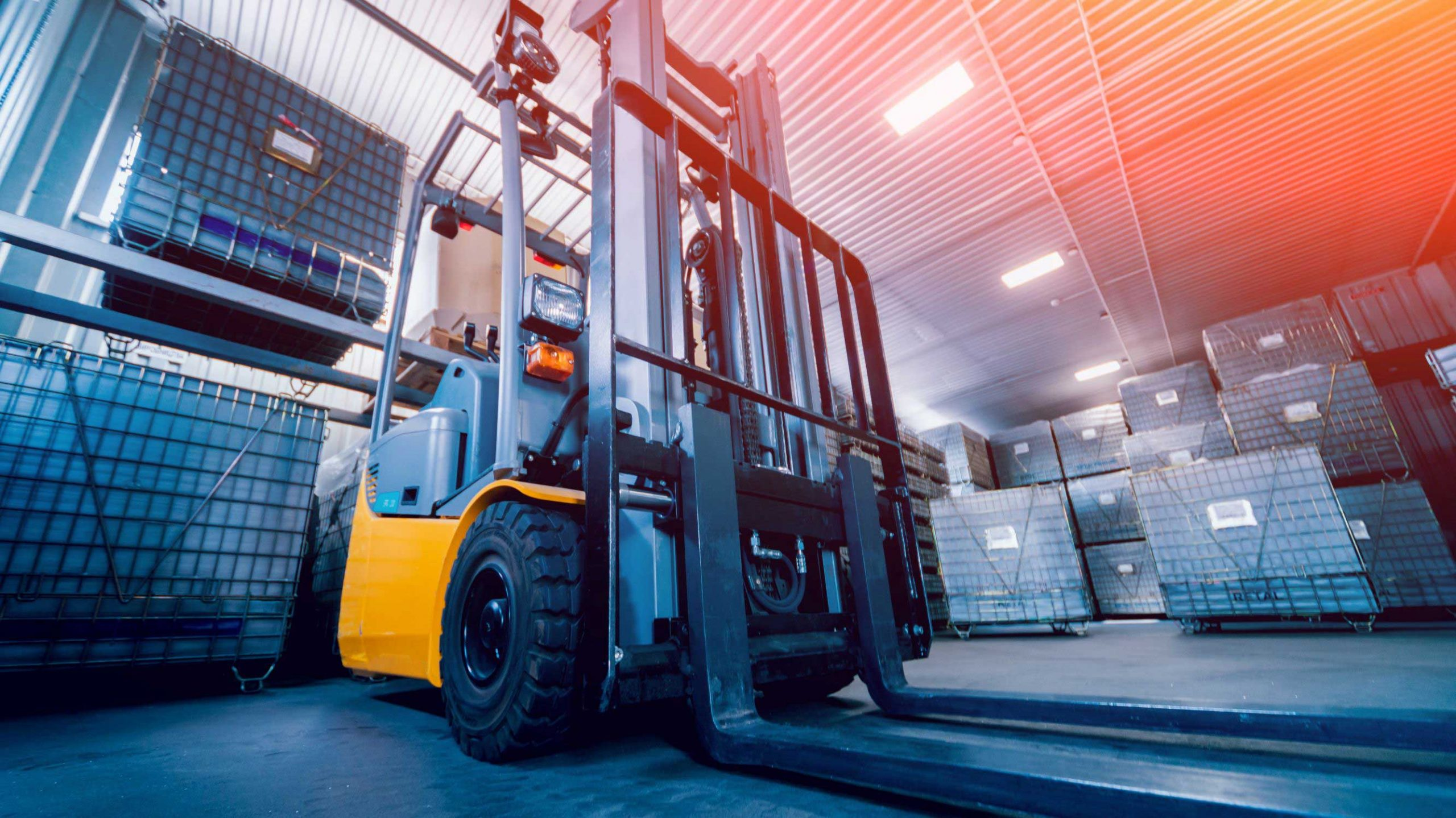 Is an Electric Forklift Right for Me?