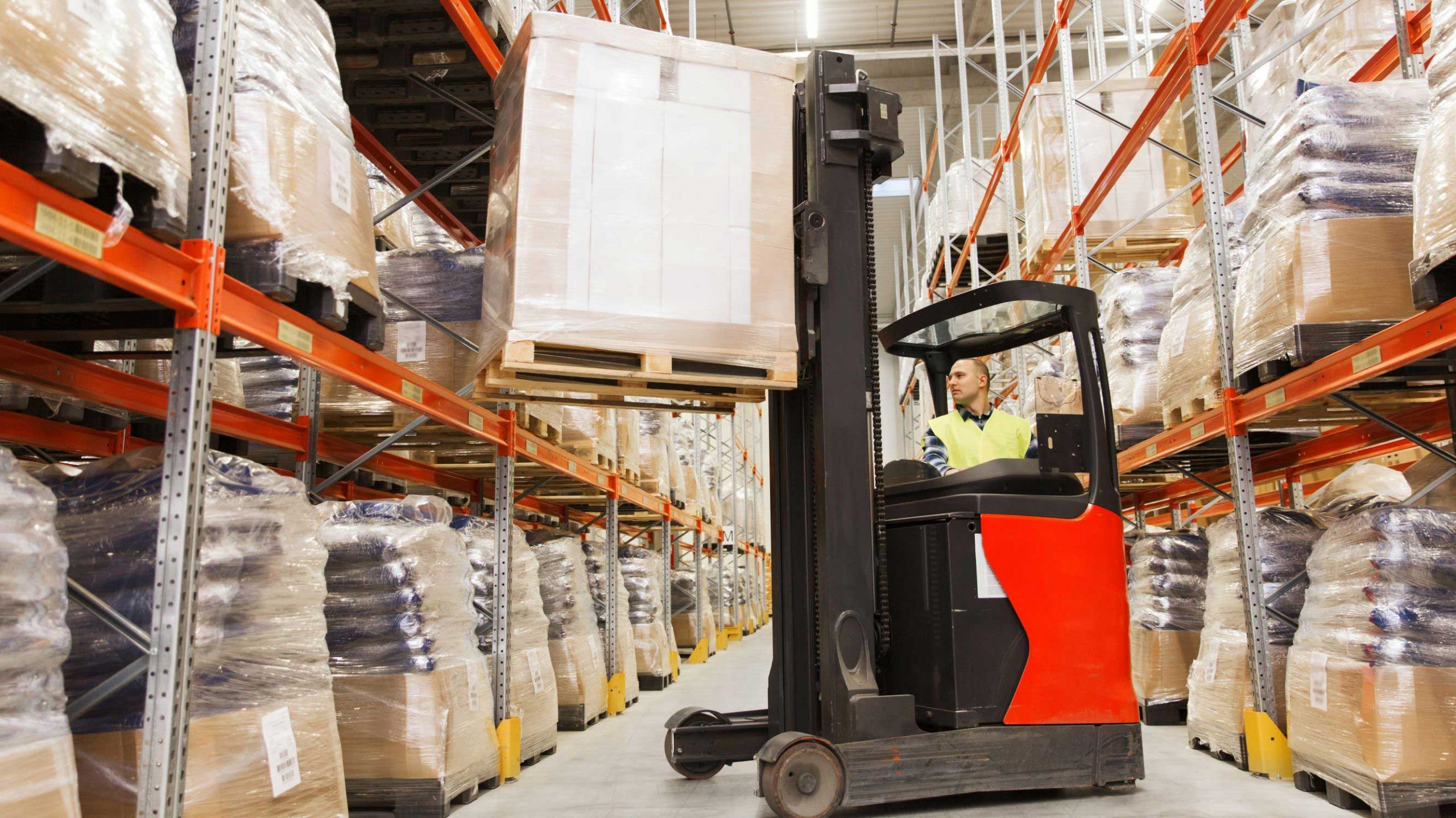 Do I Need a Sit-Down or Stand-Up Forklift?