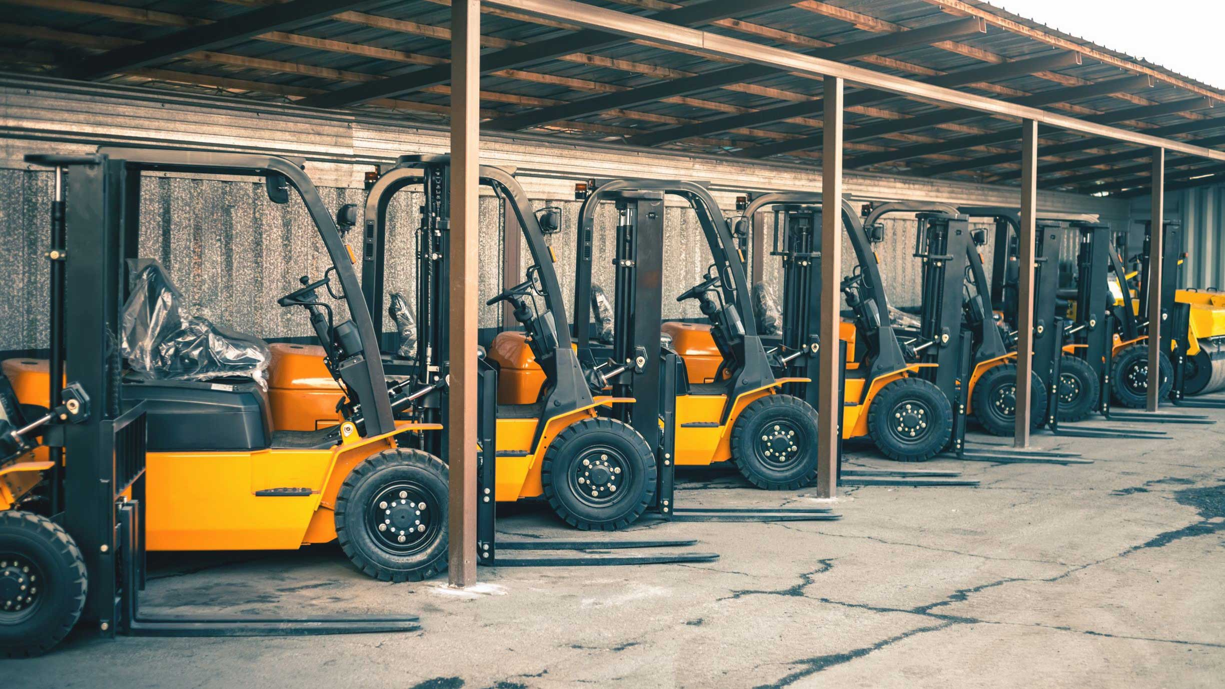 Production Pause: Toyota Suspends Shipment of Some Forklifts