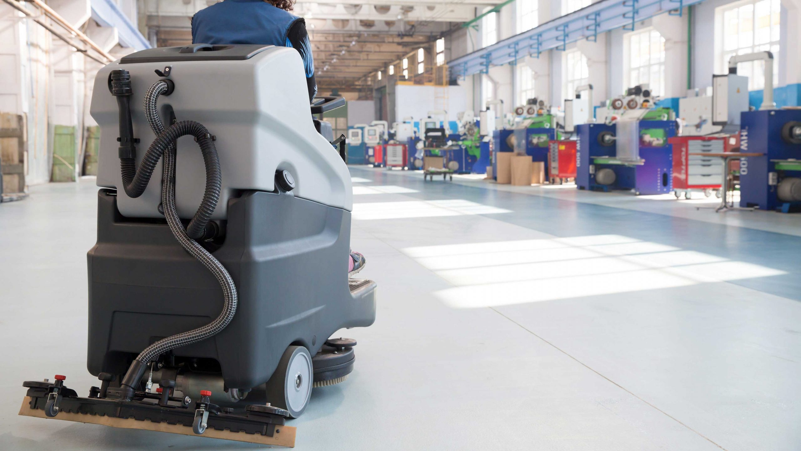 How to Keep Your Floor Scrubber in Good Shape