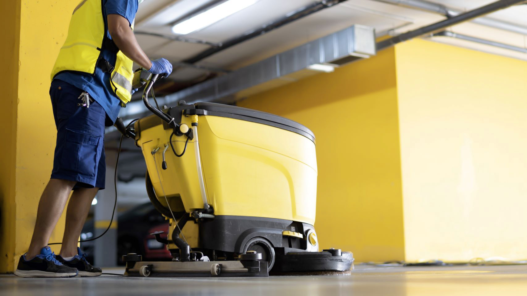 Find the Best Used Floor Scrubber for Your Business