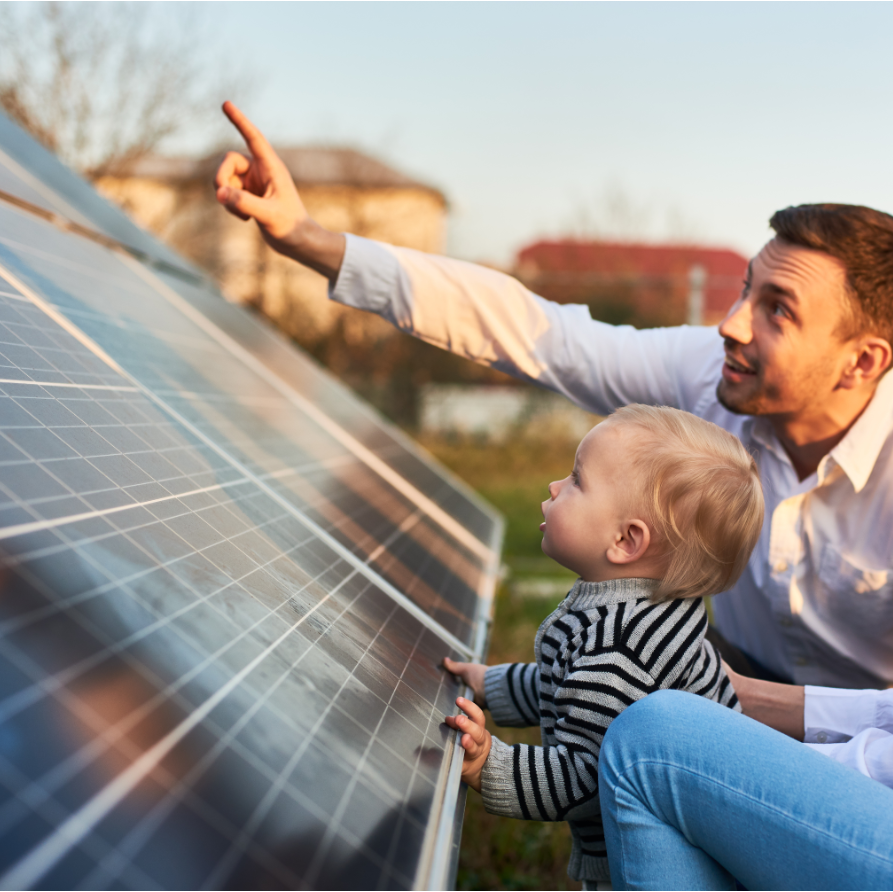 Give Yourself the Gift of Solar Savings This Father's Day