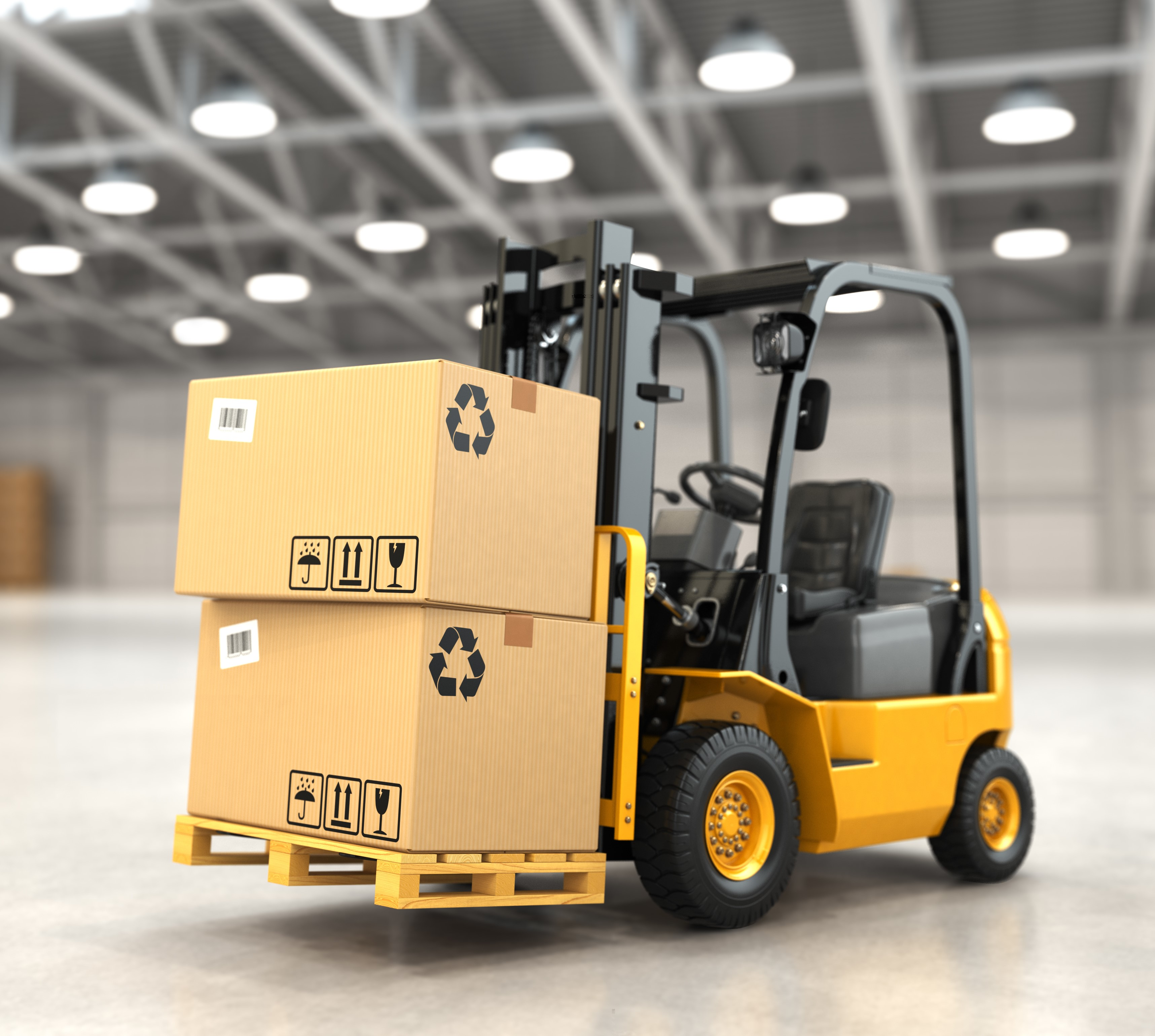 What Forklift Capacity Do I Need For My Operation?