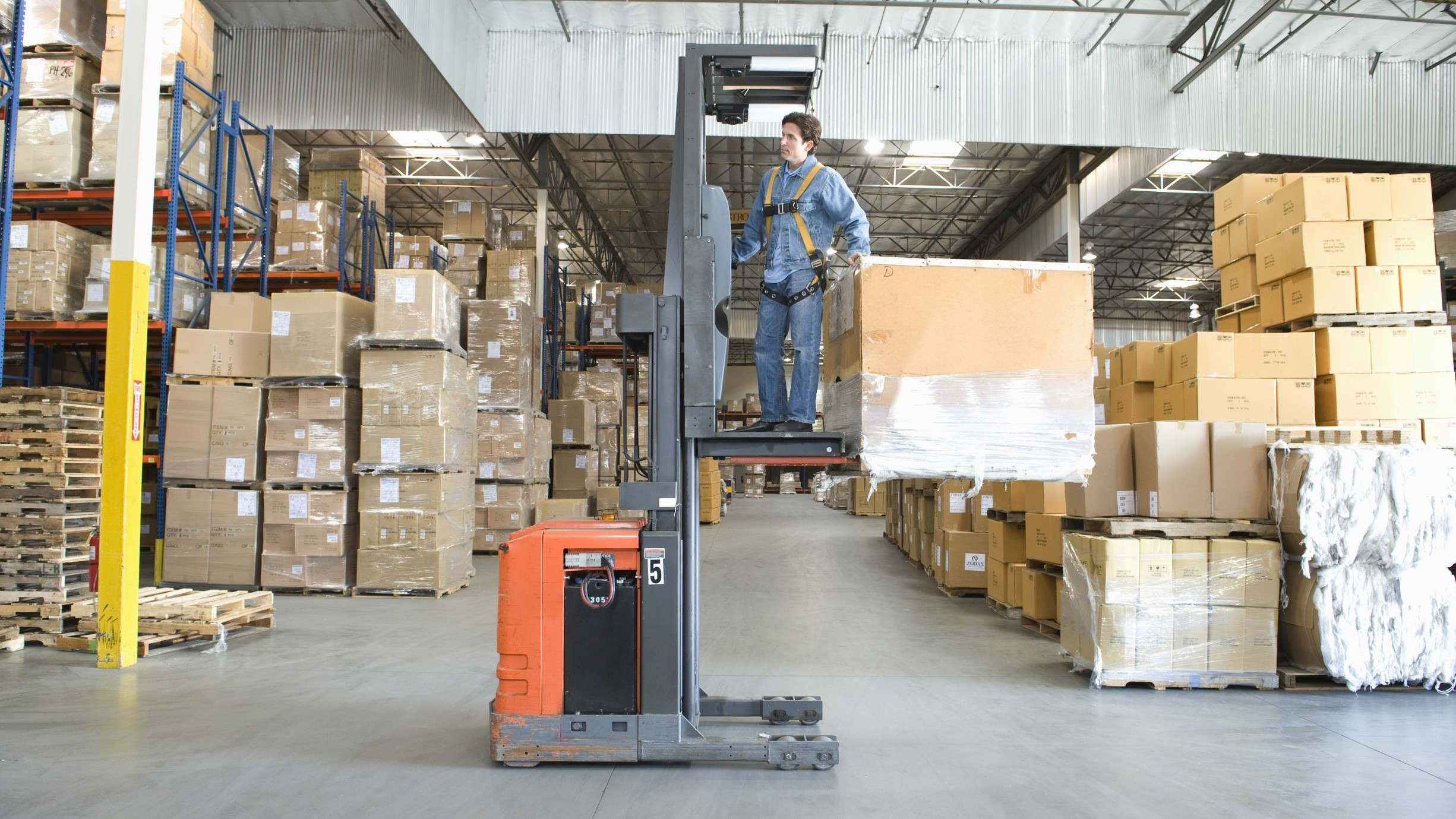 The Ultimate Guide to OSHA Forklift Compliance