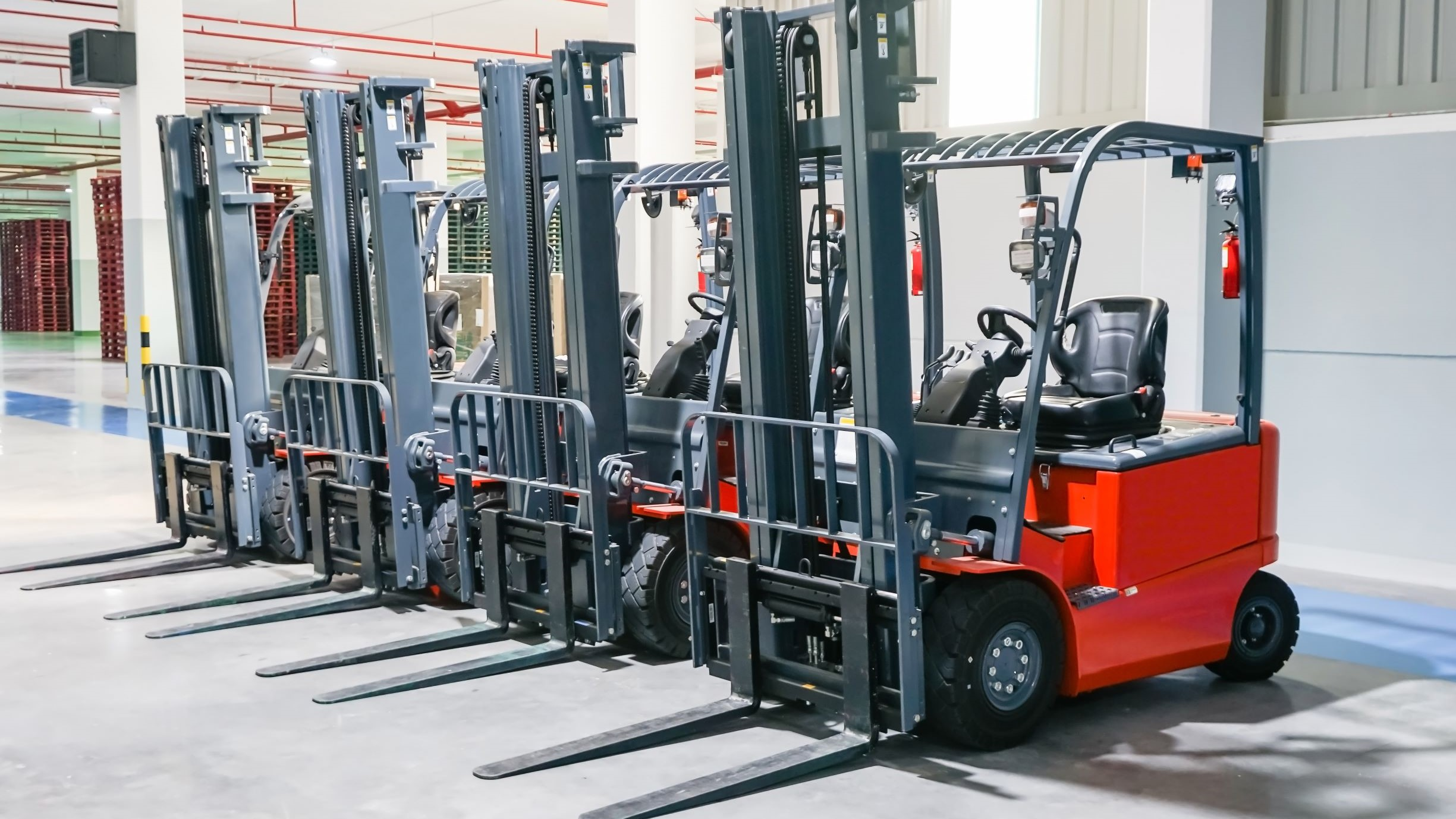 Repair or Replace? How to Tell When It's Time for a New Forklift
