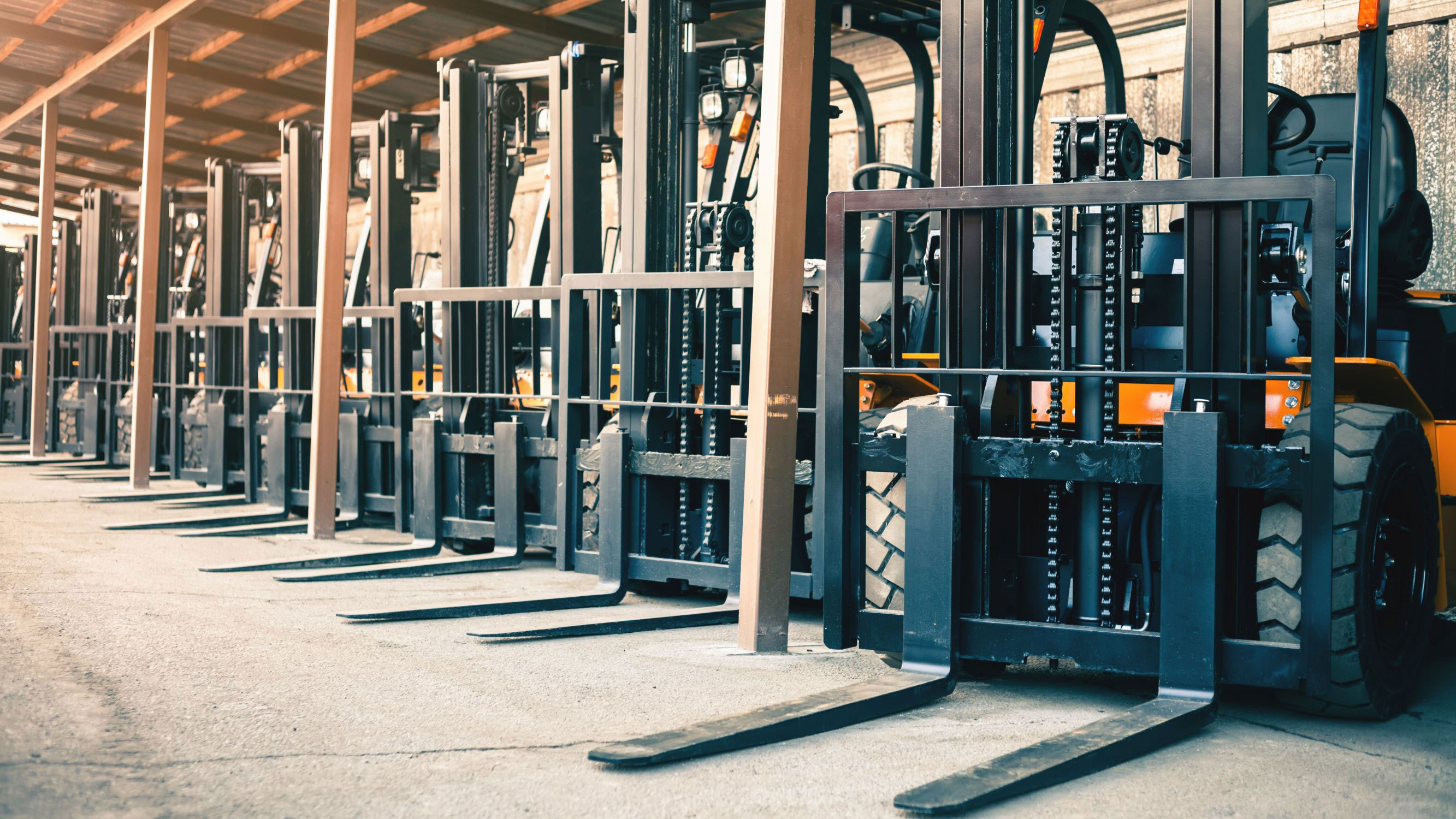 5 Tips for Buying a Used Forklift That Will Last