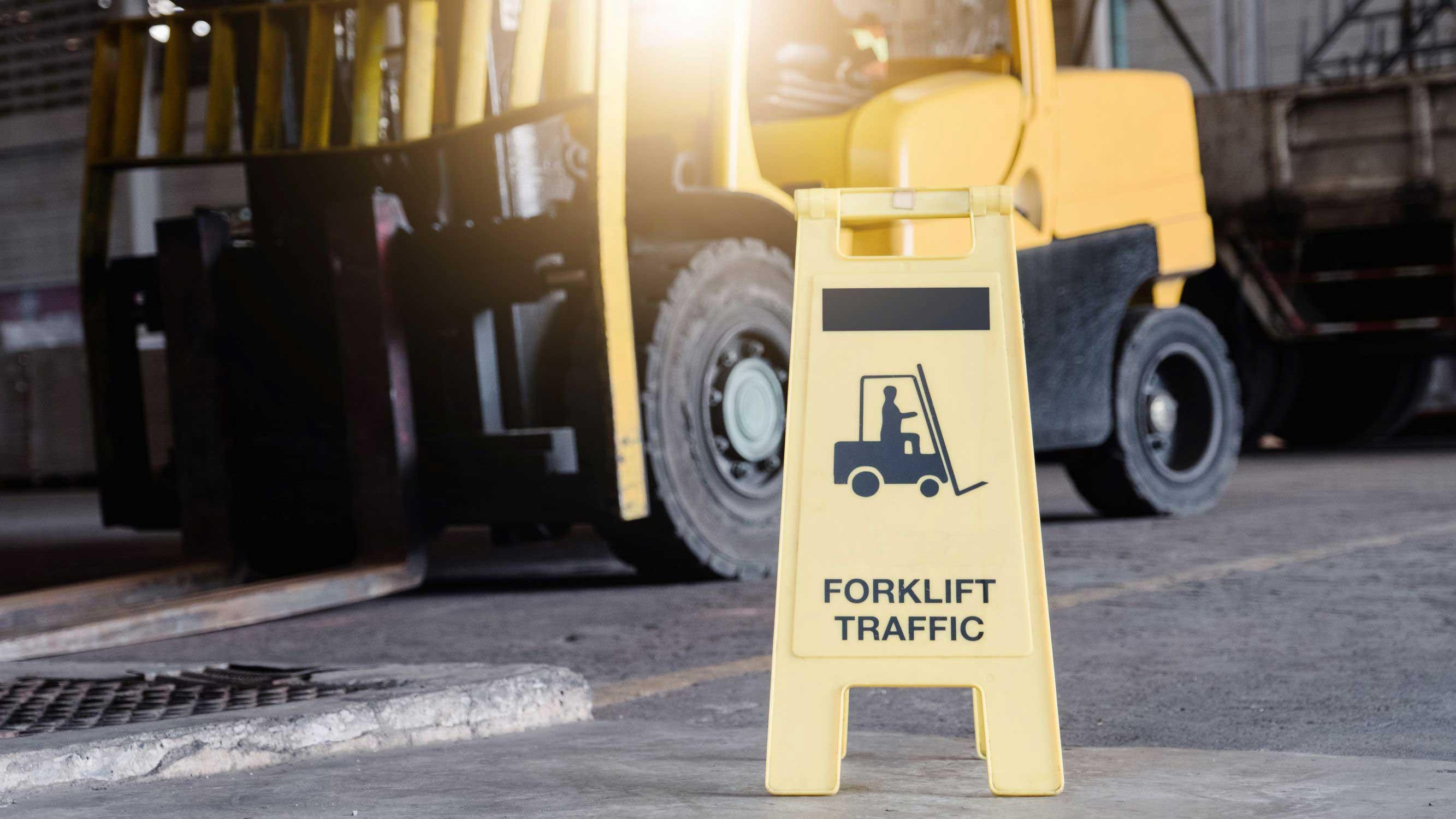 10 Ways to Prioritize Forklift Pedestrian Safety