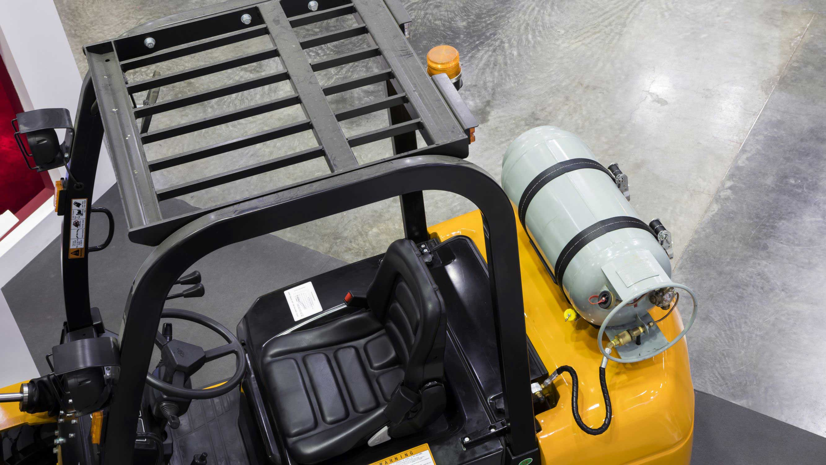How to Conduct a Forklift Inspection in 5 Minutes