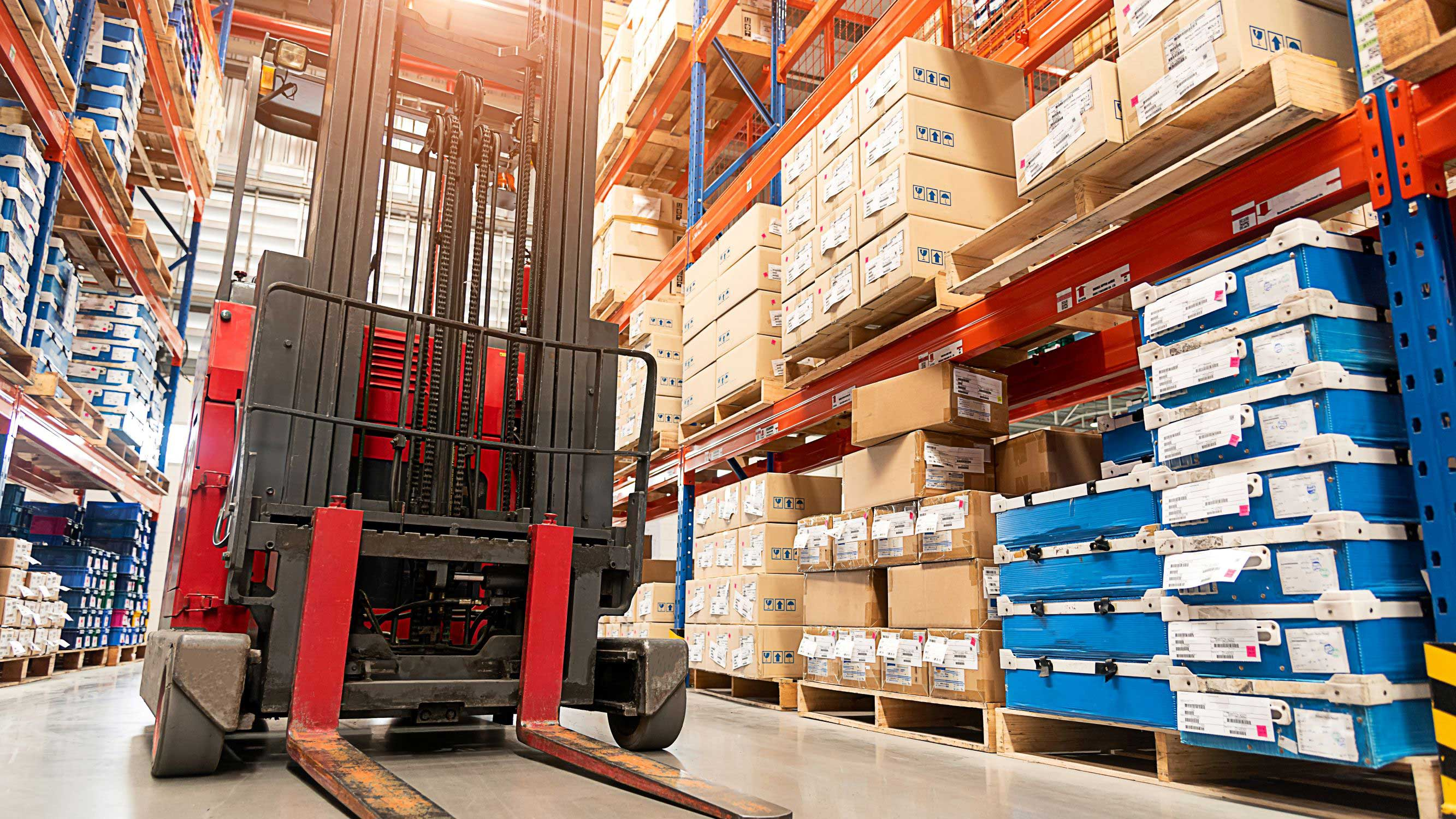 Choosing a Forklift Mast for Your Equipment