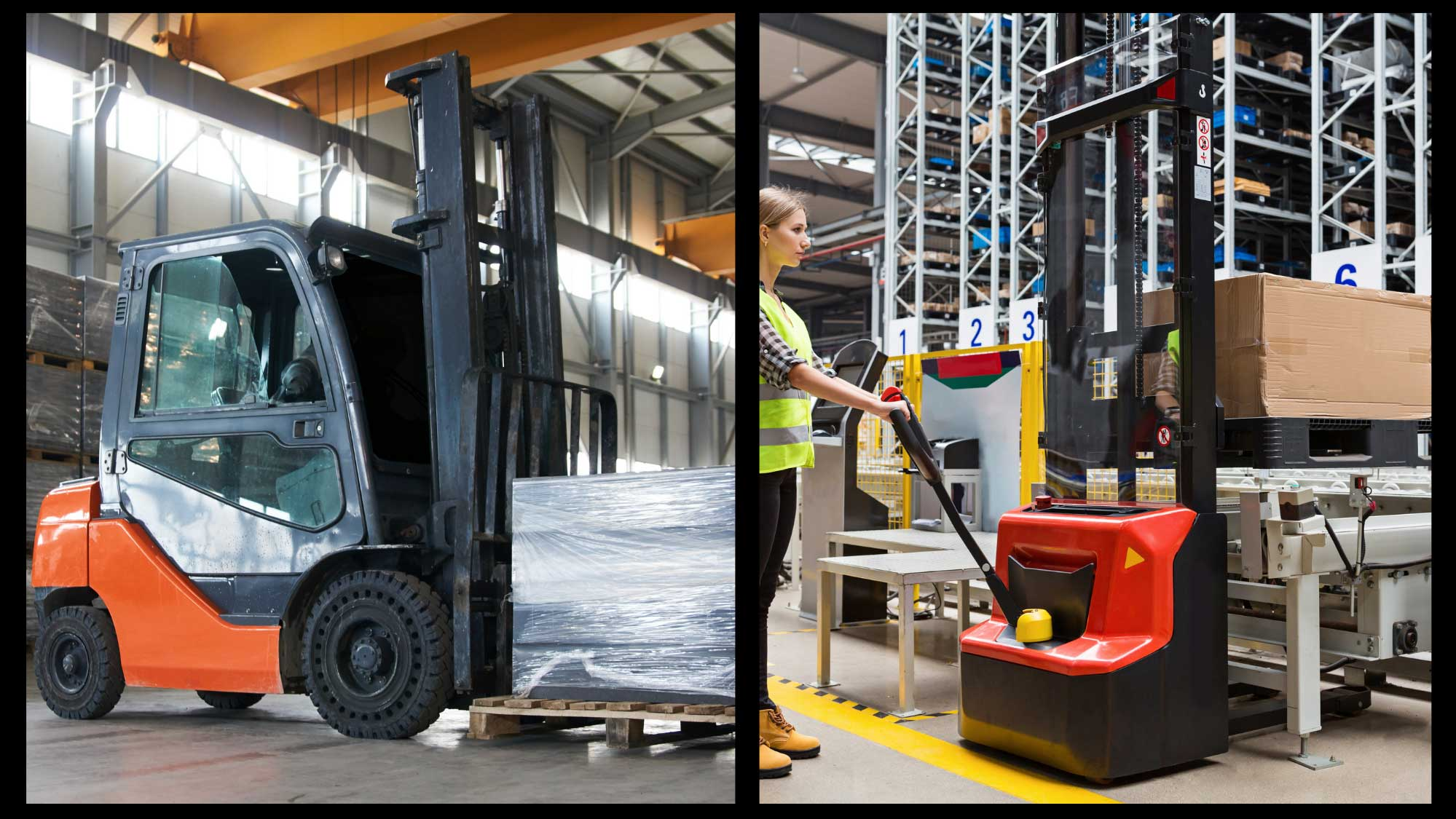 Pallet Stacker Vs. Forklift: Which Is the Best Fit?