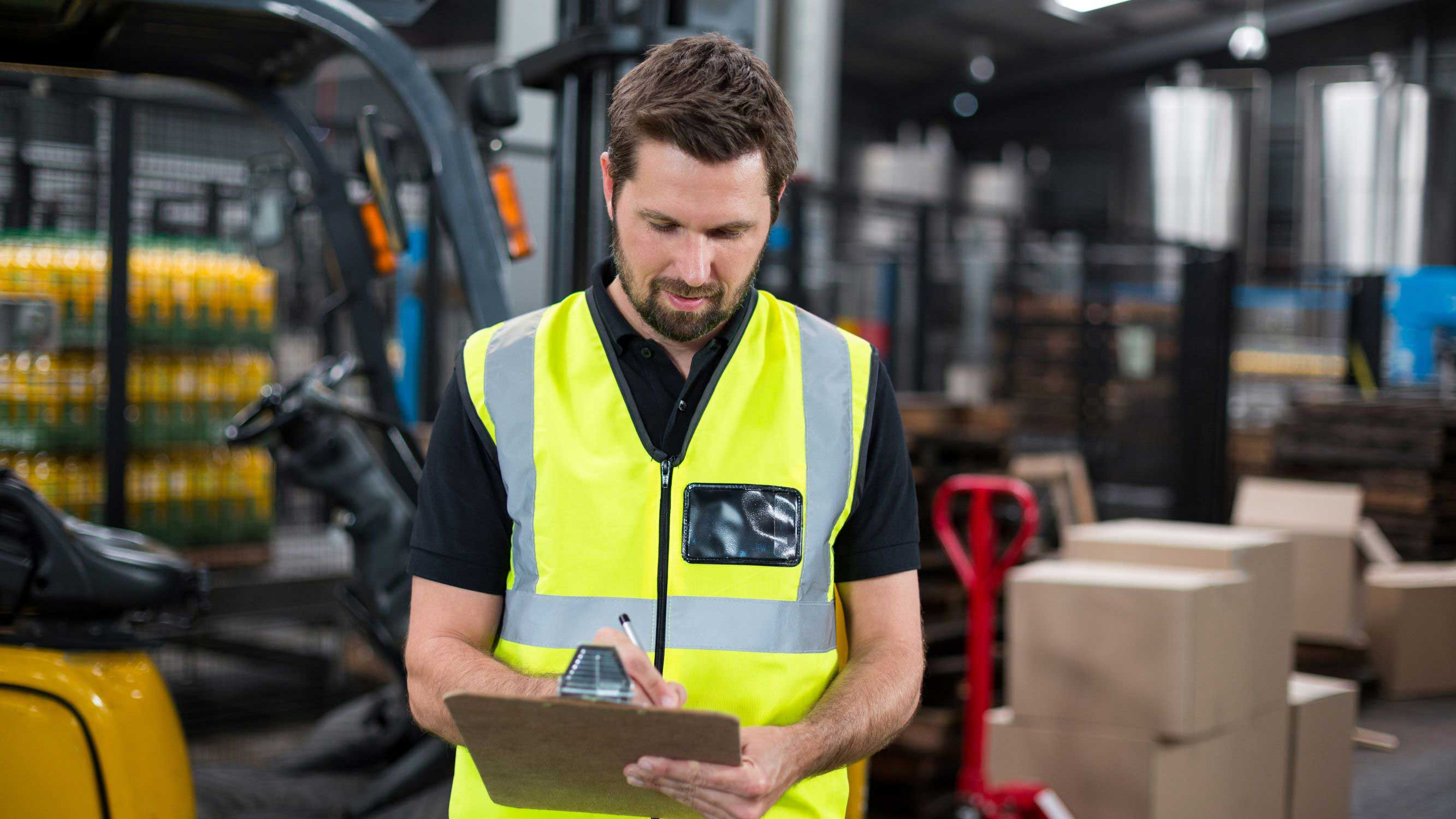 Download This Free Forklift Checklist for Easy Daily Inspection