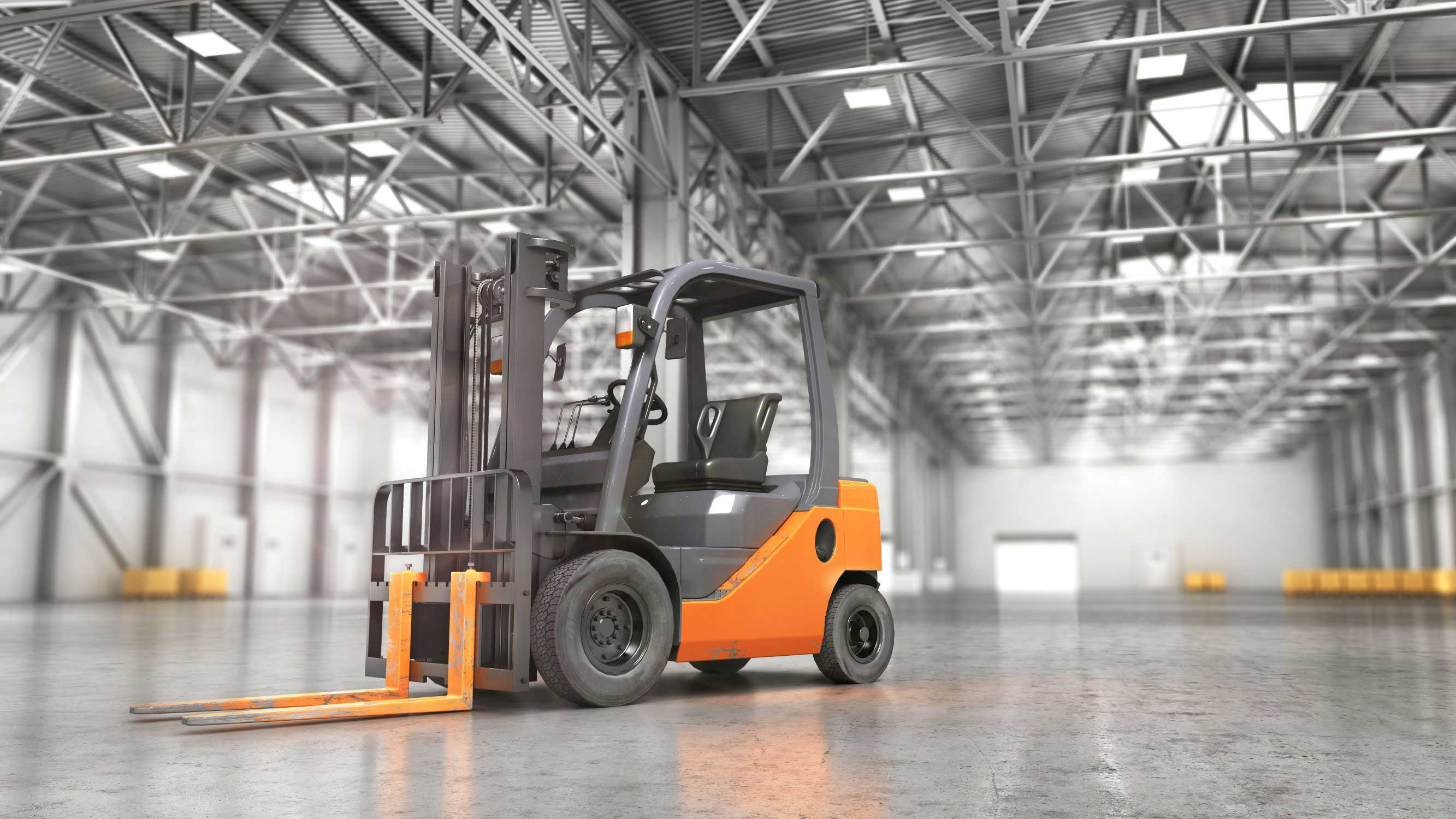 Toyota Suspends the Production of Certain Forklift Models