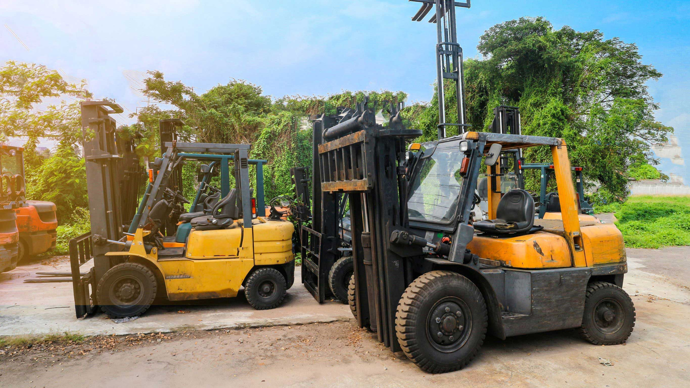 How Important Are Forklift Hours? Here's What You Need to Know