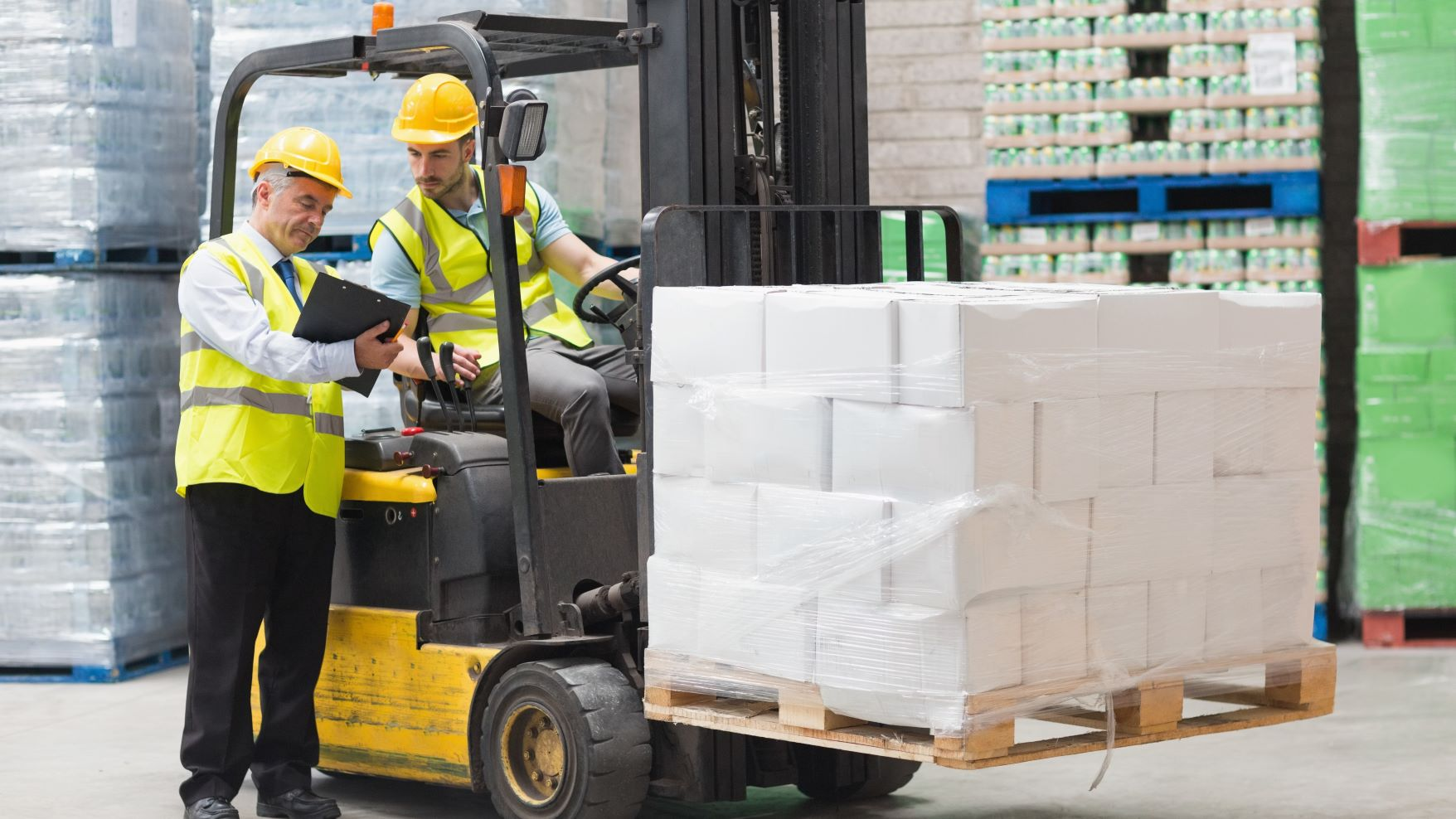 How Cushion Tire Forklifts Can Benefit Your Operation