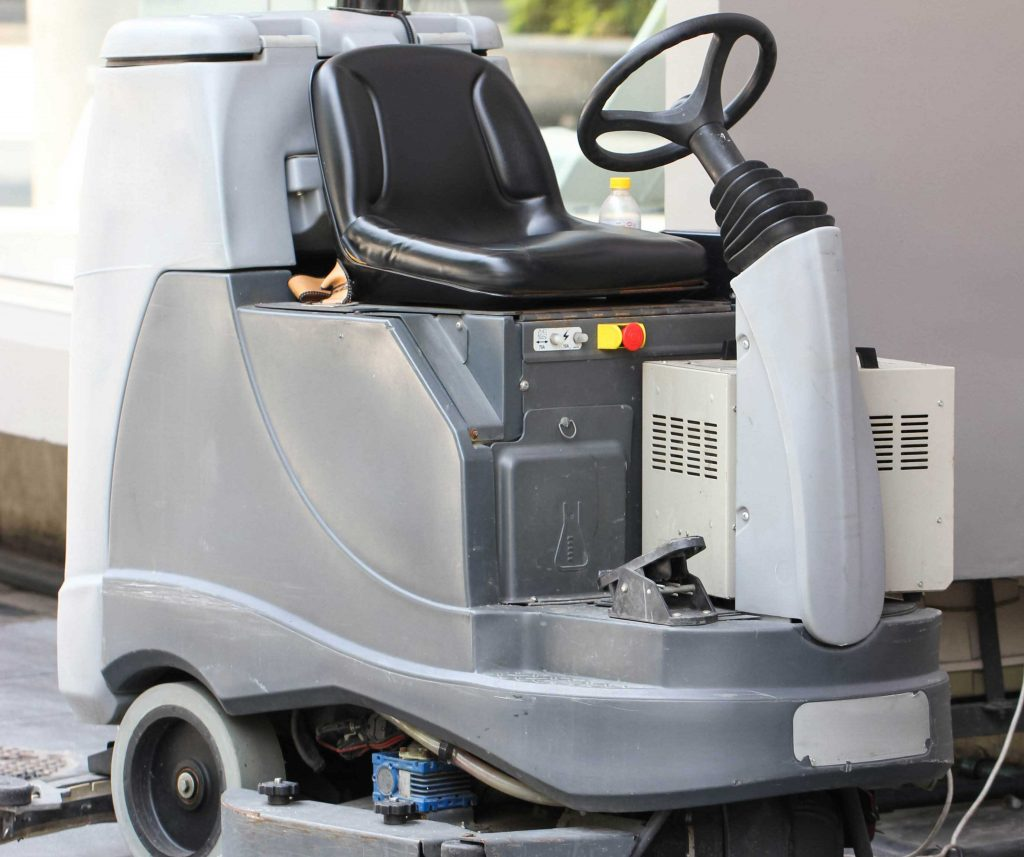 Ride-on floor scrubbers for sale nationwide