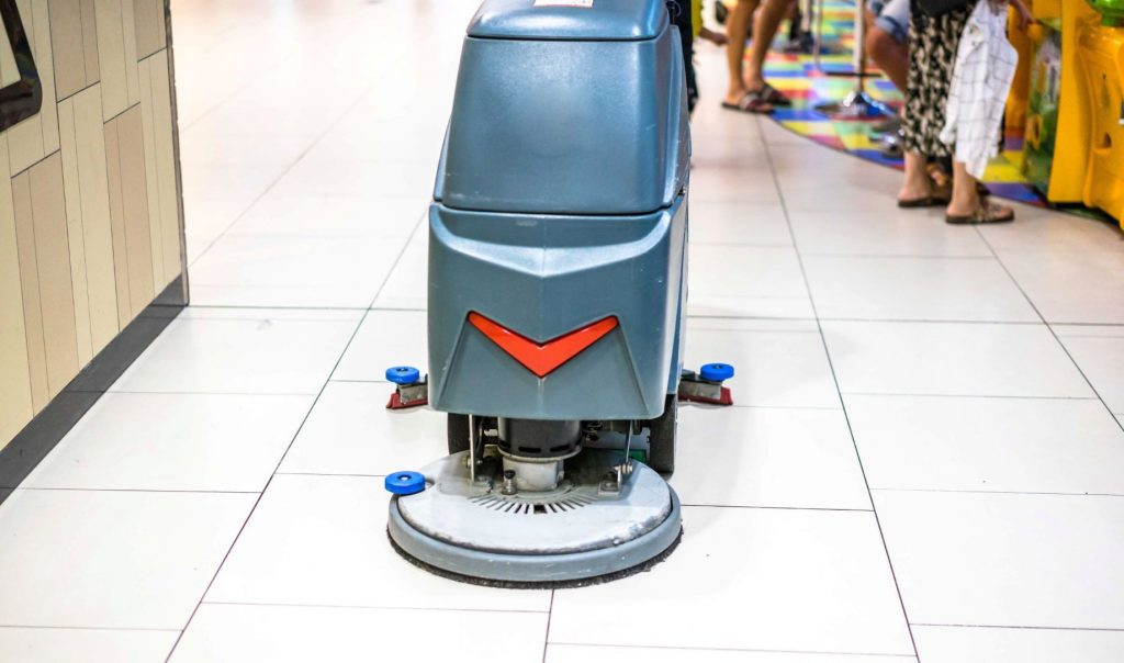 Commercial floor scrubbers for sale