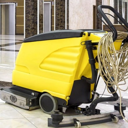 This is one of the many industrial floor scrubbers that you'll benefit from.